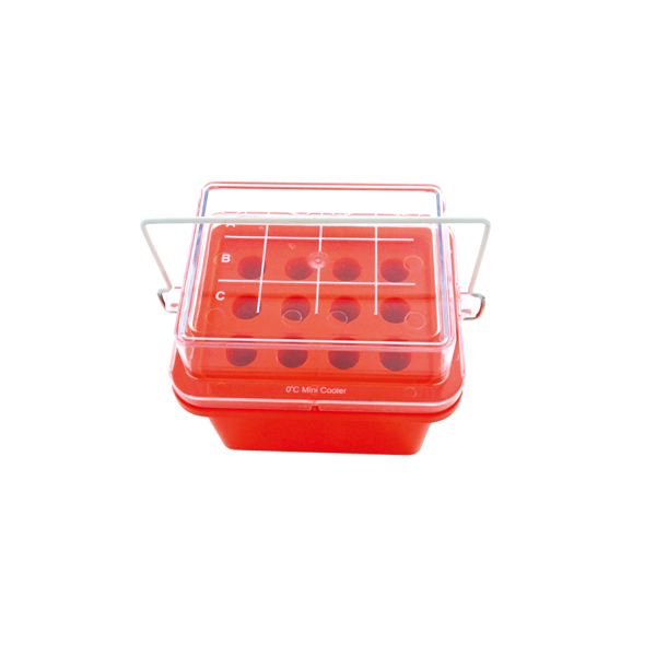 Bloque refrigerador para tubos de centrífuga ('cooler')