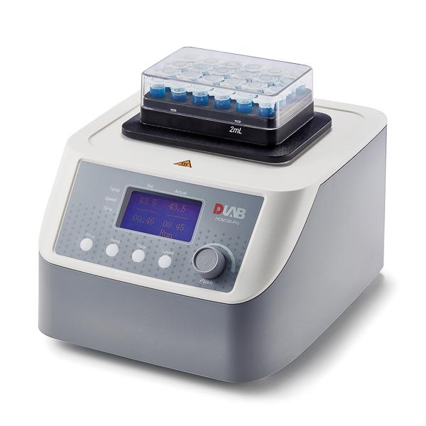 Bloque termostático digital con agitación, DLAB HCM100-Pro