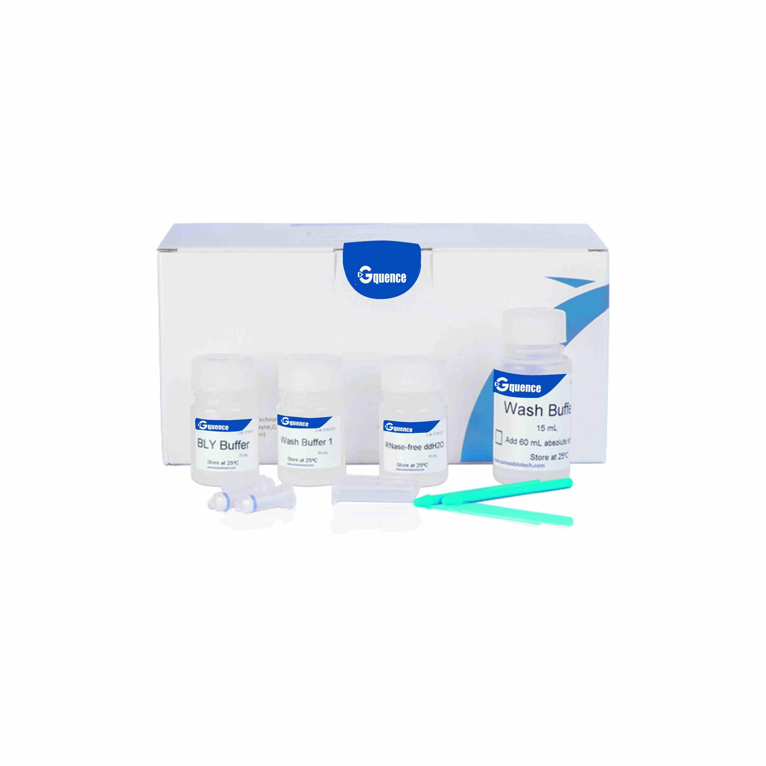 rNEAT Kit de purificación de ARN total en tejido