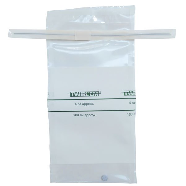 Bolsas estériles para toma de muestras de agua