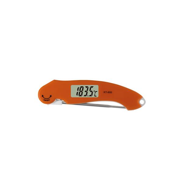 Termómetro digital con sonda plegable KT-600
