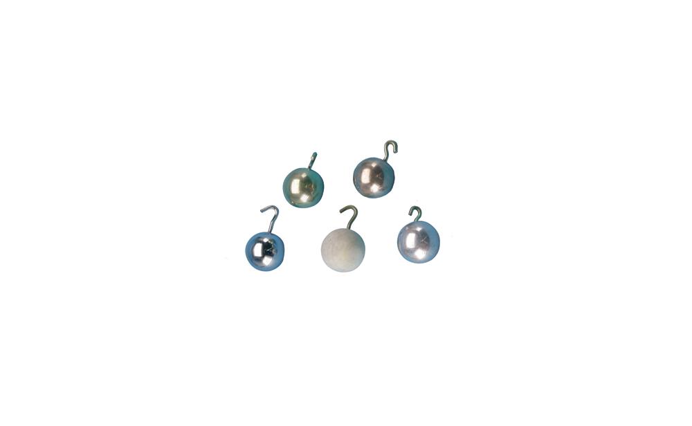 1306 Conjunto de 5 esferas para péndulo