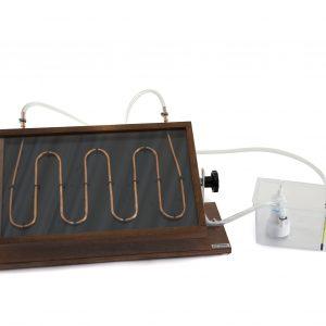 2000 Calefactor solar del agua