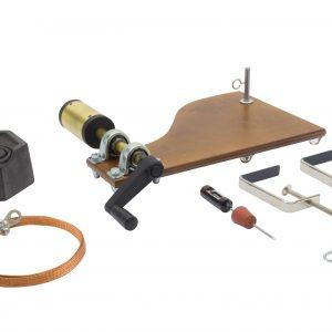 2055 Aparato para medir el equivalente mecánico del calor (Máquina de Callendar)