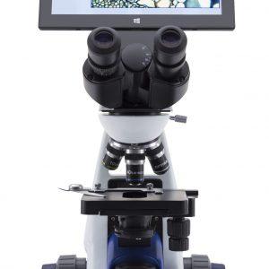 B-190TB Microscopio digital binocular, cámara 1000x, 3.2 MP con tableta, toma múltiple (solo para tableta de la UE)