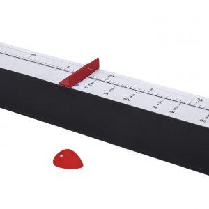 3115 Sonómetro metálico de una cuerda