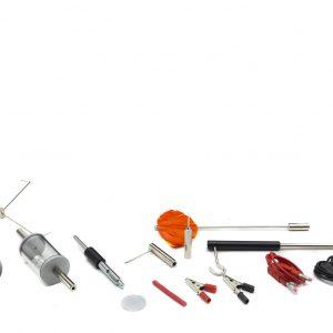 5051 Serie de accesorios para máquinas electrostáticas